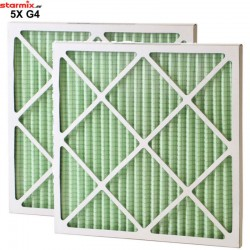 Pak (5) voorfilters G4 tbv Aircleaner