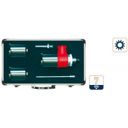 Rotec Easy3drill set M18 82mm.