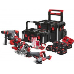 Milwaukee M18 Powerpack M18PP7A-586X