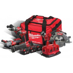 Milwaukee M18 Powerpack M18 ONE PP 6A