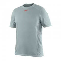 Milwaukee T-shirt licht grijs Mt.L